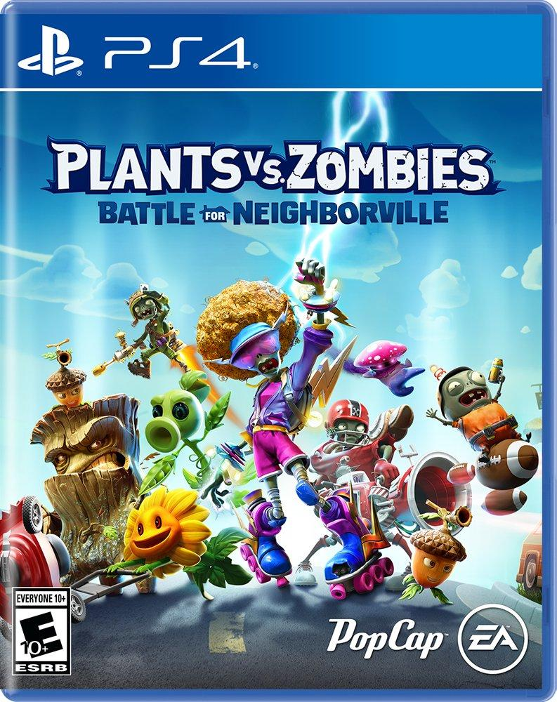 Plants Vs Zombies Battle For Neighborville Playstation 4 Gamestop