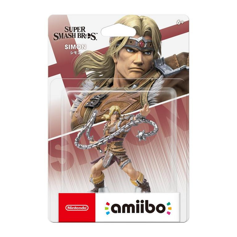 Super Smash Bros. Simon amiibo