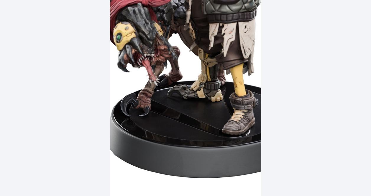 Borderlands Fl4k Figures of Fandom Statue