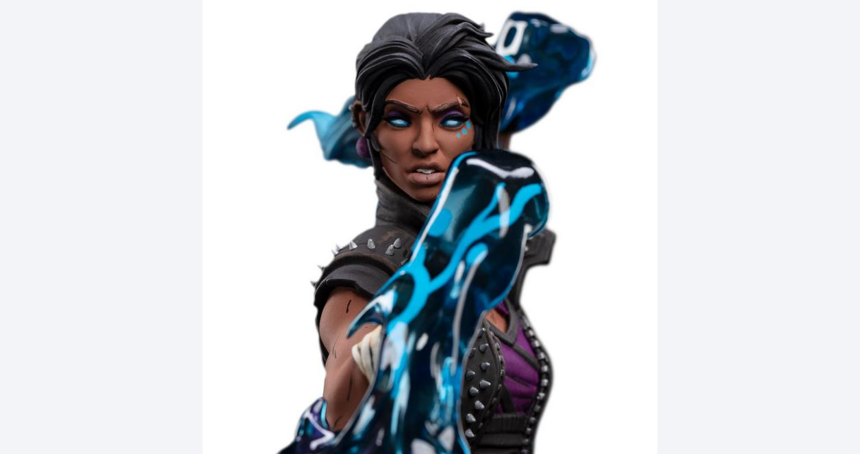 Borderlands Amara Figures of Fandom Statue
