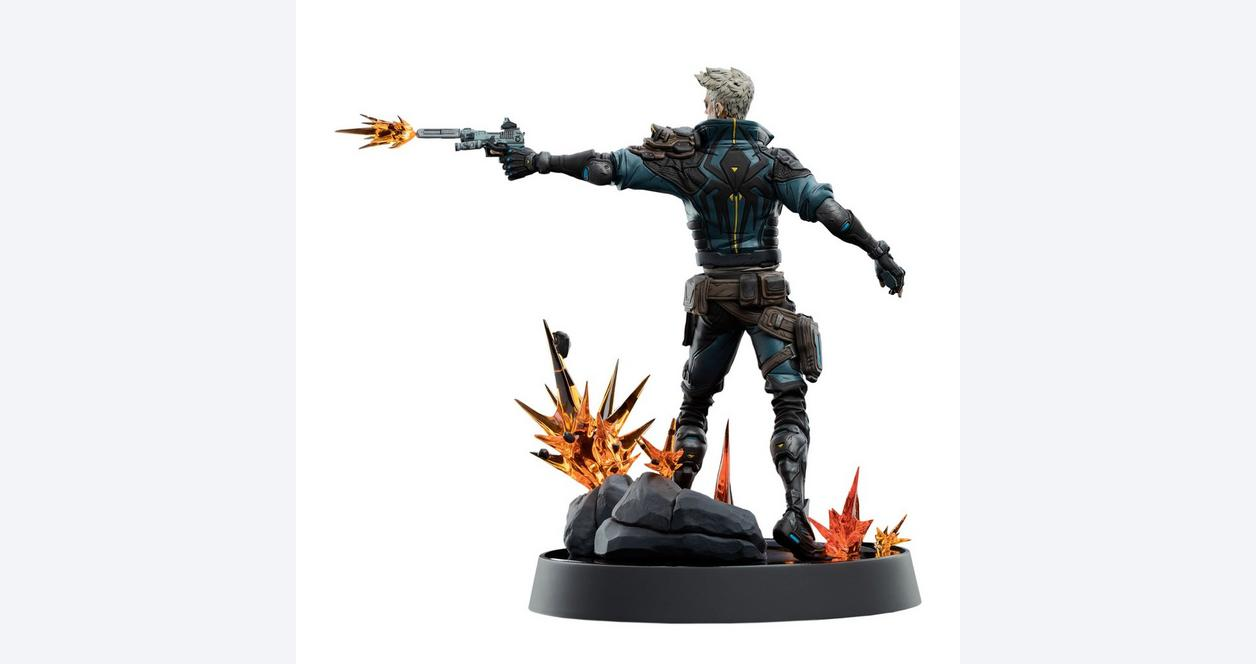 Borderlands Zane Figures of Fandom Statue