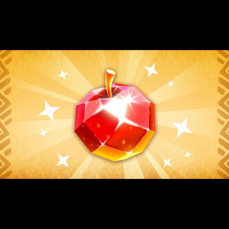 Super Kirby Clash 1,000 Gem Apples