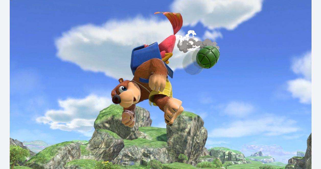 Super Smash Bros. Ultimate Challenger Pack 3