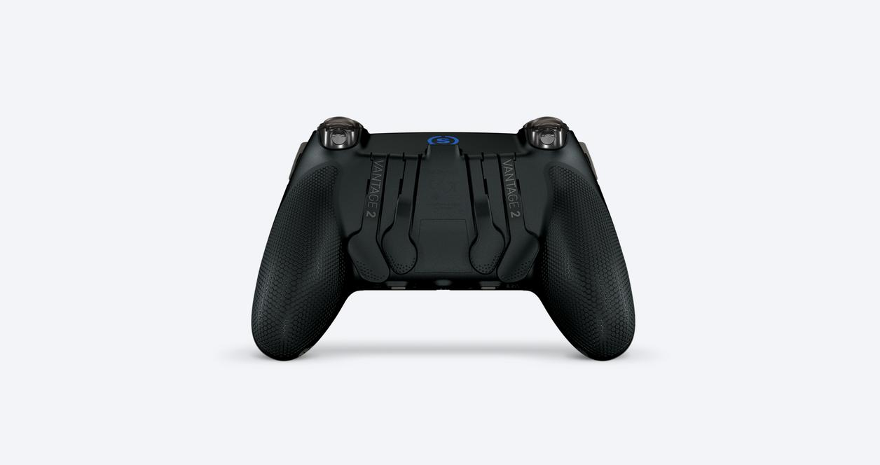 SCUF Vantage 2 Black Wireless Controller for PlayStation 4