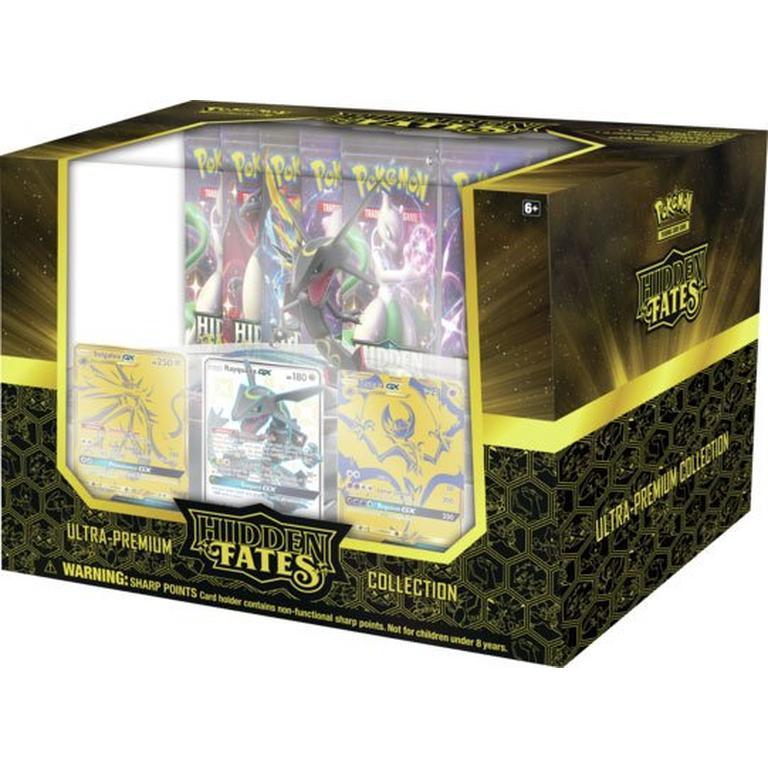 Pokemon Trading Card Game: Hidden Fates Ultra-Premium Collection