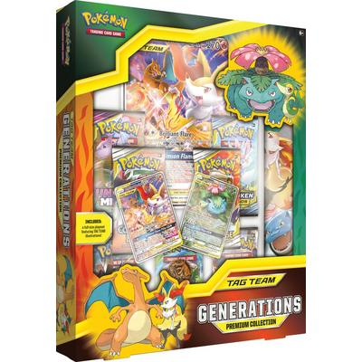Pokemon Trading Card Game: TAG TEAM Generations Premium Collection