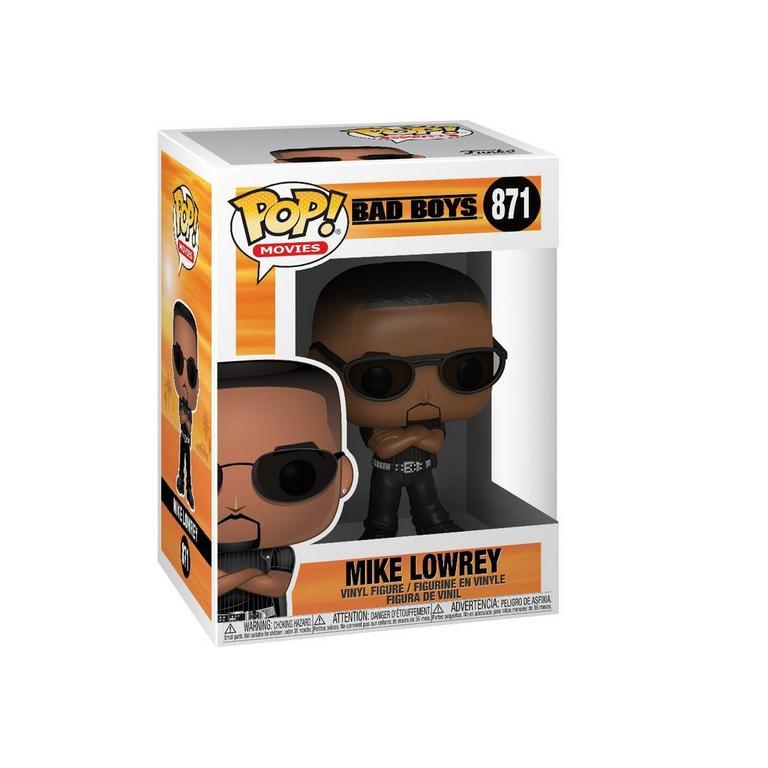POP! Movies: Bad Boys Mike Lowrey