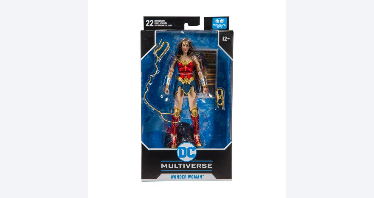 Wonder Woman 1984 Wonder Woman DC Multiverse Action Figure