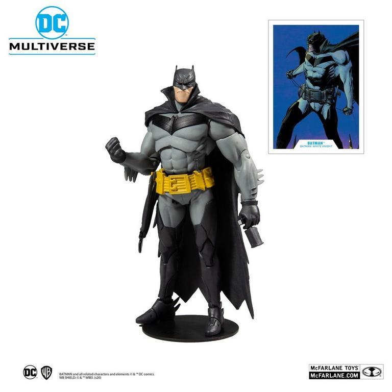 Batman: White Knight Batman DC Multiverse Action Figure