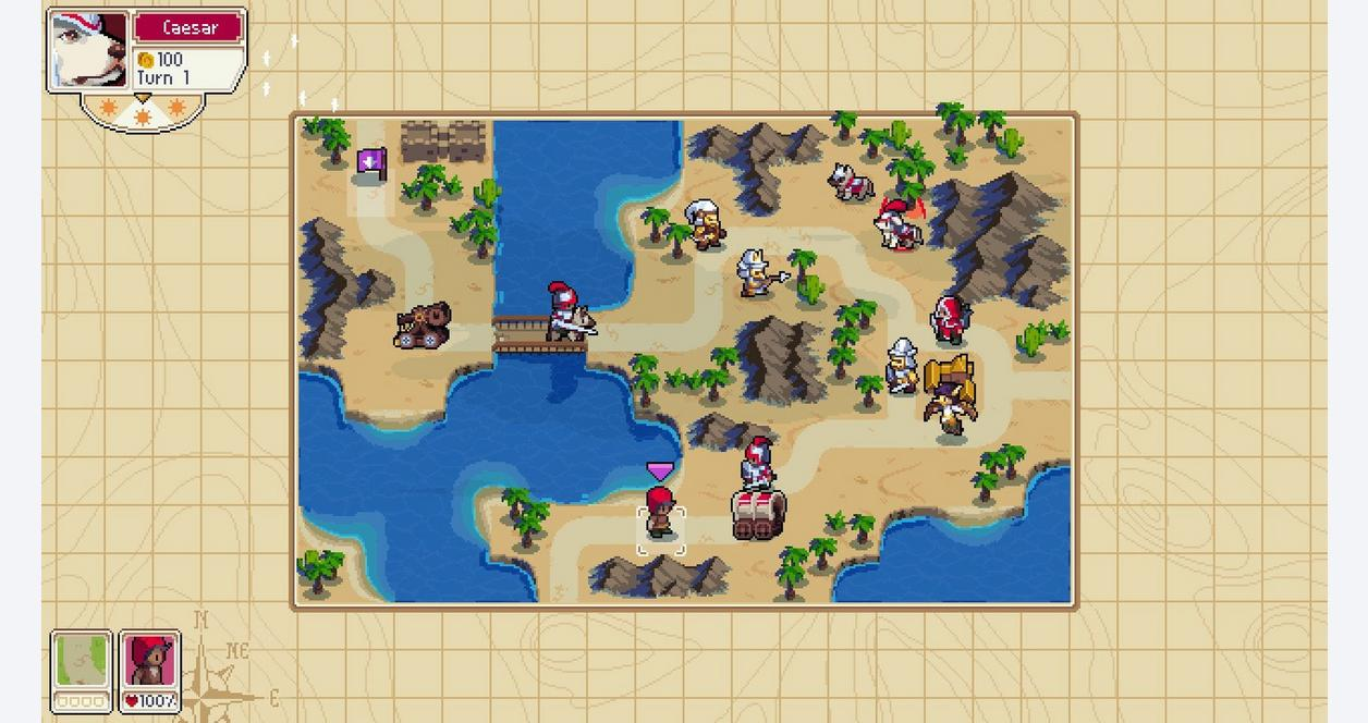 Wargroove Deluxe Edition Only at GameStop