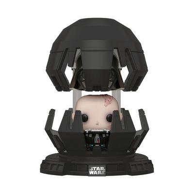 POP! Deluxe: Star Wars Darth Vader in Meditation Chamber