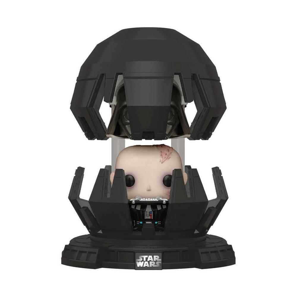 POP! Deluxe: Star Wars Darth Vader in Meditation Chamber