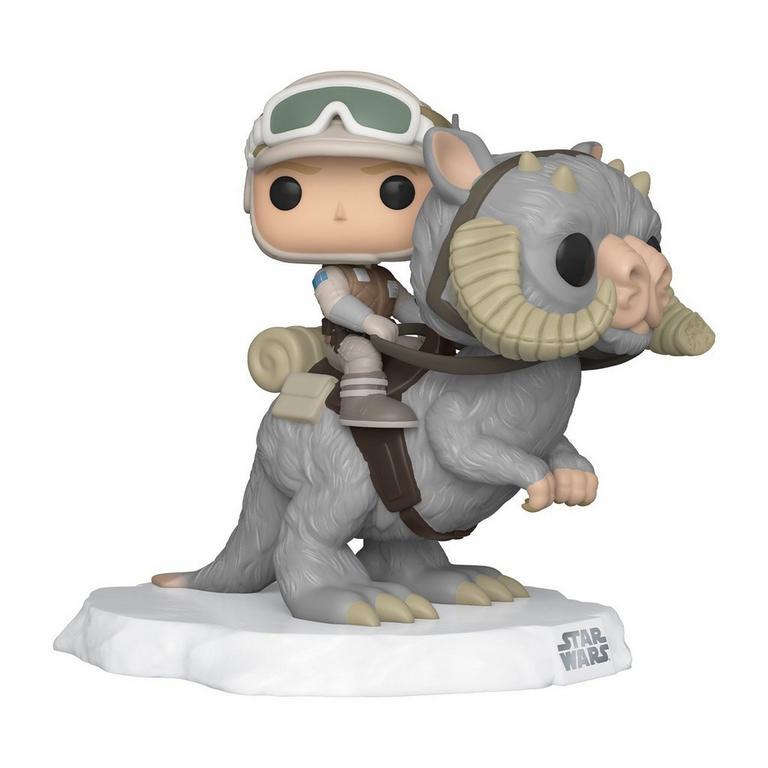 Funko POP! Deluxe: Star Wars Luke Skywalker on Tauntaun