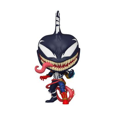 POP! Marvel: Spider-Man Maximum Venom Venomized Captain Marvel