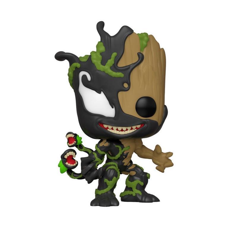UPC 889698464574 product image for Funko POP! Marvel: Spider-Man Maximum Venom Venomized Groot Pre-Order At GameSto   upcitemdb.com