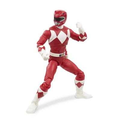 Mighty Morphin Power Rangers Red Ranger Lightning Collection Figure