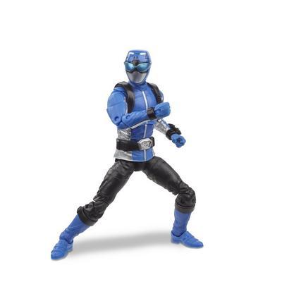 Power Rangers Beast Morphers Blue Ranger Lightning Collection Figure