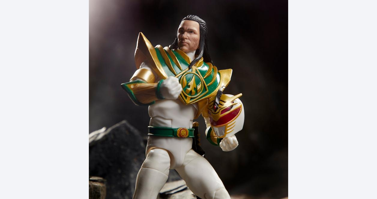 Mighty Morphin Power Rangers Lord Drakkon Lightning Collection Action Figure