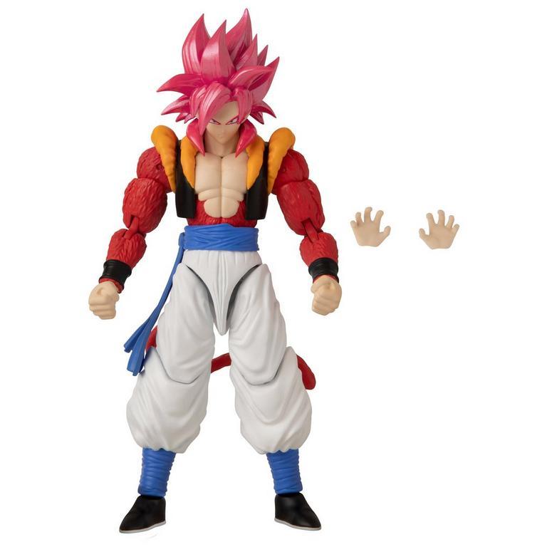 Dragon Ball Super Super Saiyan 4 Gogeta Dragon Stars Action Figure