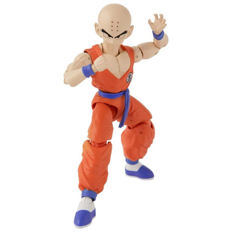 Dragon Ball Super Krillin Dragon Stars Action Figure