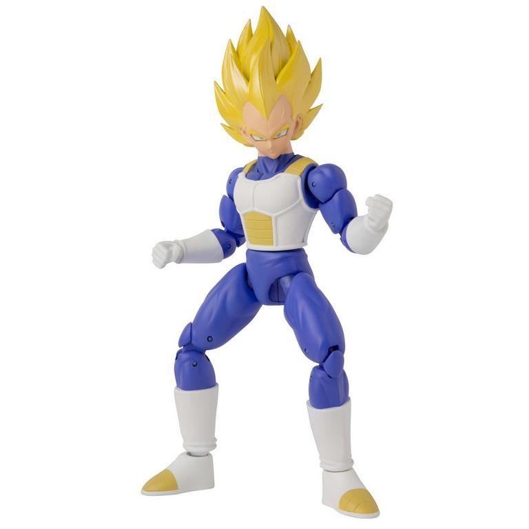 Dragon Ball Super Super Saiyan Vegeta Version 2 Dragon Stars Action Figure