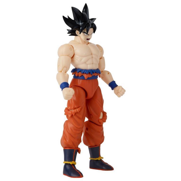 Dragon Ball Super Ultra Instinct Goku -Sign- Dragon Stars Action Figure