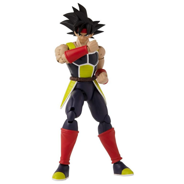 Dragon Ball Super Bardock Dragon Stars Action Figure