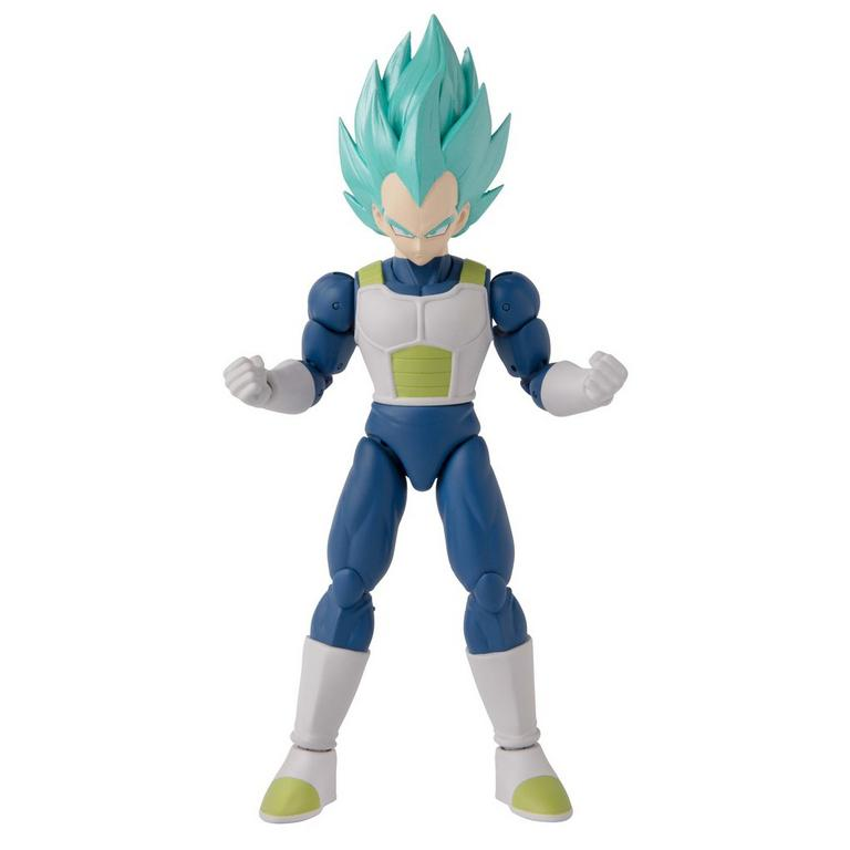 Dragon Ball Super Super Saiyan God Super Saiyan Vegeta Version 2 Dragon Stars Action Figure