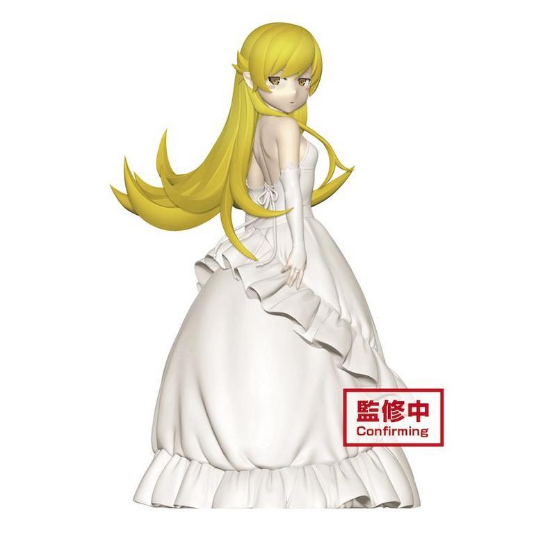 Ishin Nishio Anime Project Monogatari Series Shinobu Oshino Volume 2 EXQ Statue