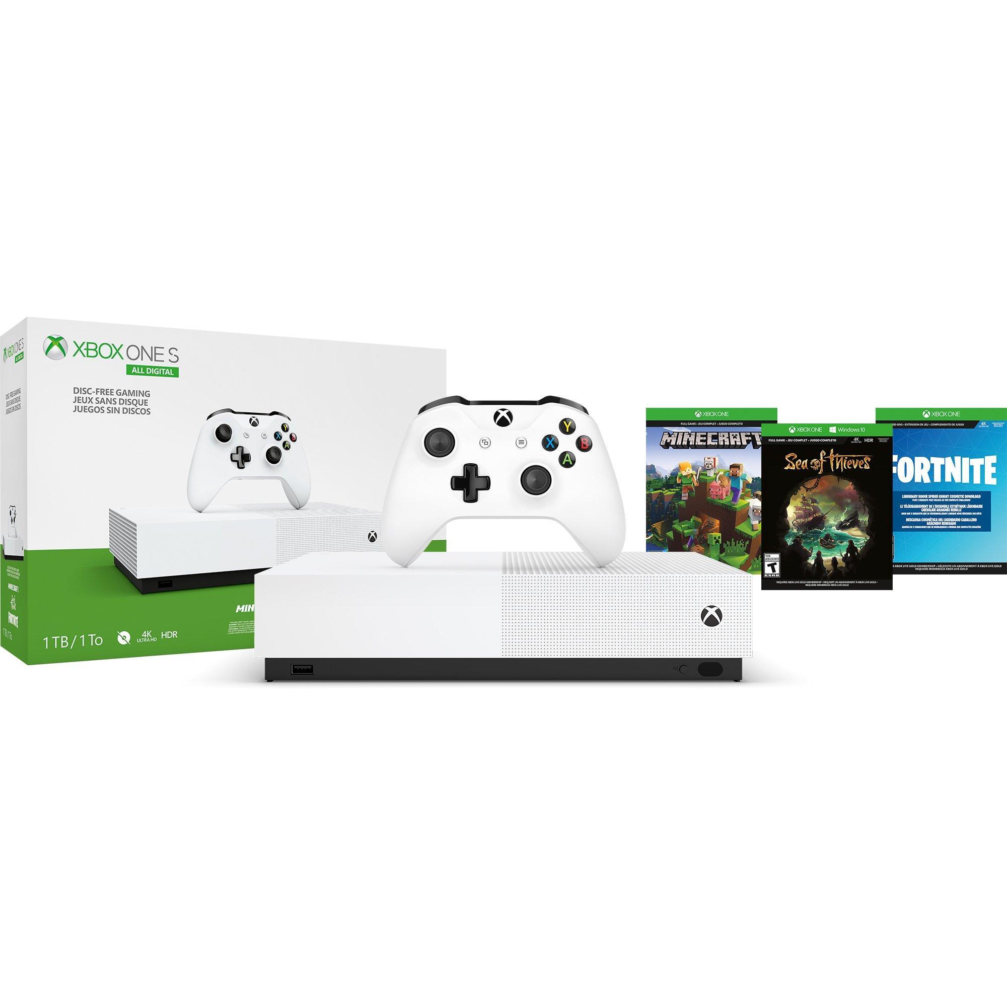 Xbox One S All Digital Edition Bundle 1tb Xbox One Gamestop
