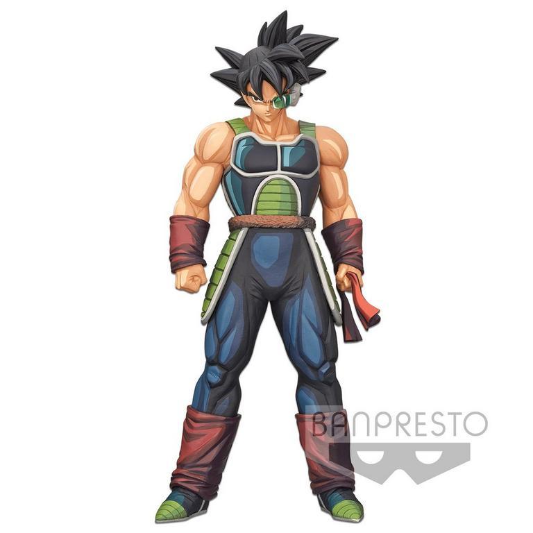 Dragon Ball Z Bardock Manga Dimensions Grandista Statue