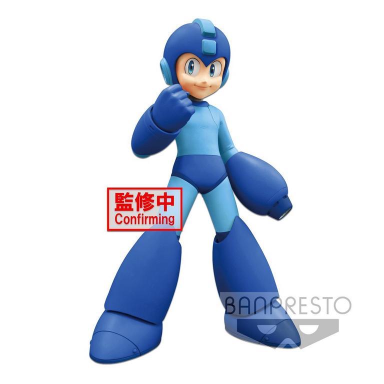 Mega Man Grandista Statue