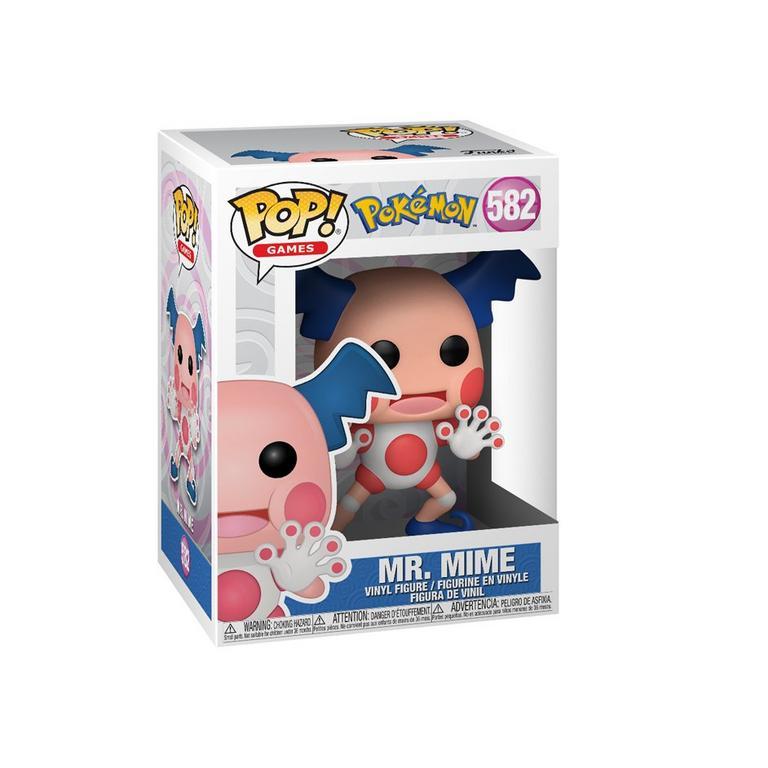 POP! Games: Pokemon Mr. Mime