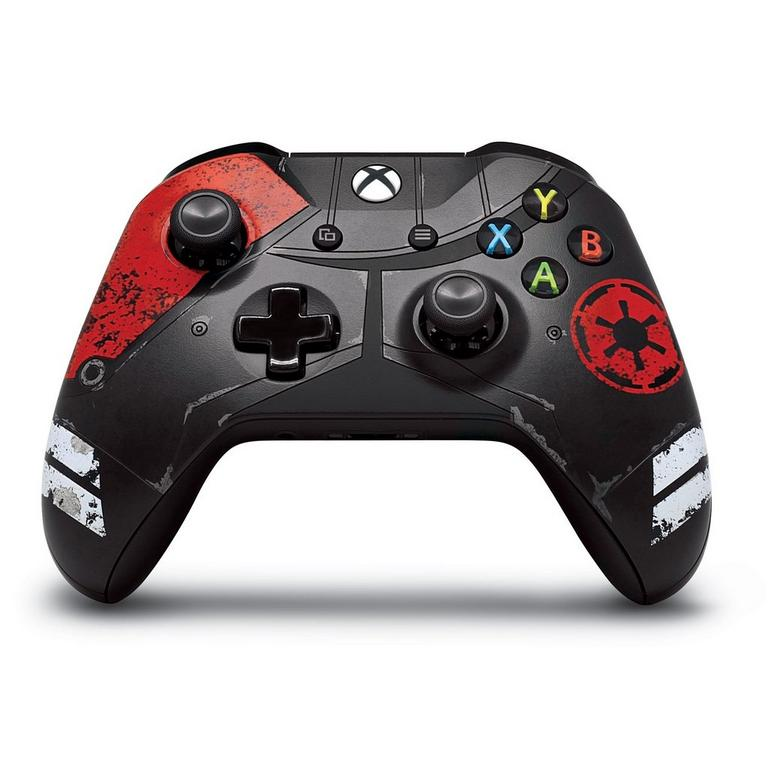 Xbox One Star Wars Jedi: Fallen Order Purge Trooper Wireless Controller and Pro Charging Stand