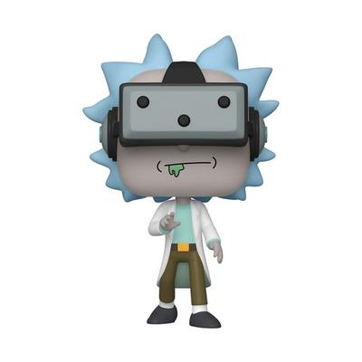 POP! Animation: Rick and Morty Gamer Rick Only at GameStop