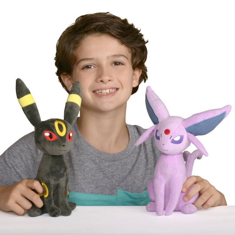 Pokemon Espeon and Umbreon Plush 2 Pack Only at GameStop