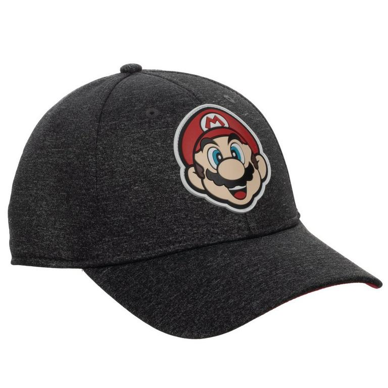 Super Mario Bros. Mario Flex Fit Baseball Cap