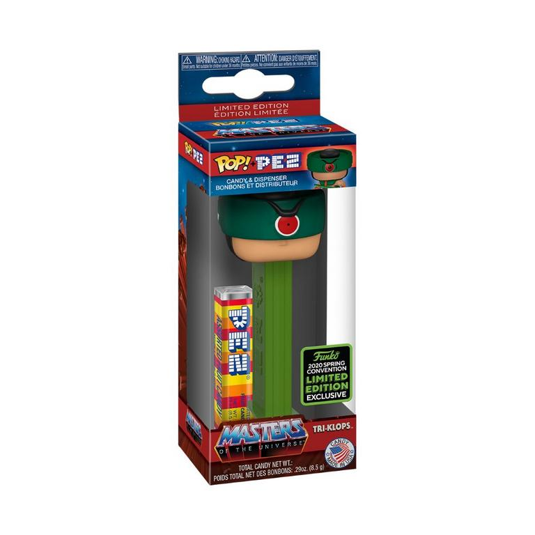 POP! PEZ: Masters of the Universe Tri-Klops Spring Convention 2020