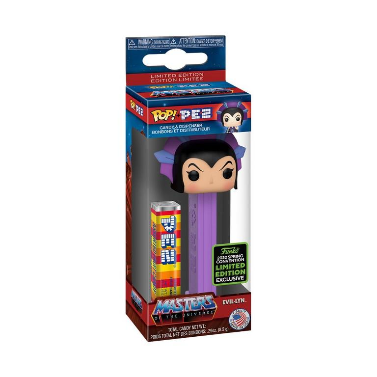 POP! PEZ: Masters of the Universe Evil-Lyn Spring Convention 2020
