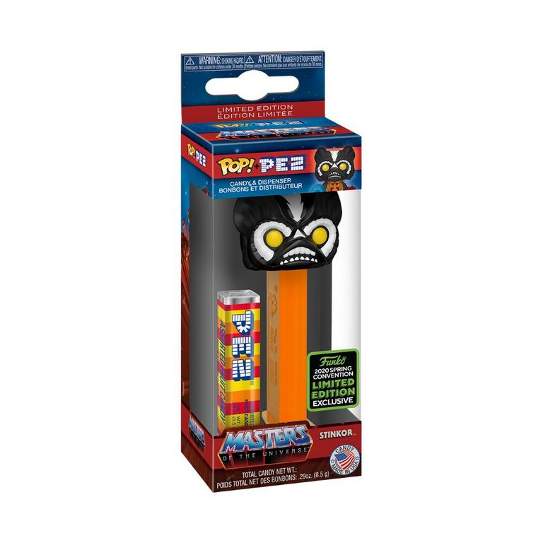 POP! PEZ: Masters of the Universe Stinkor Spring Convention 2020