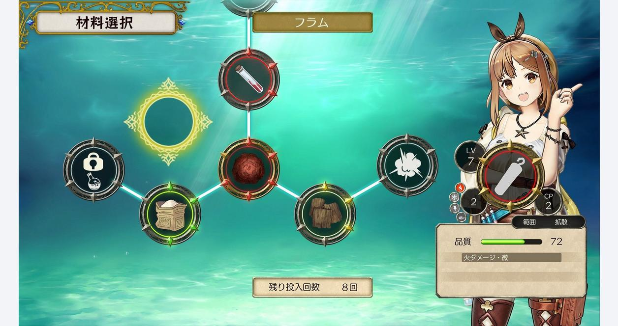 Atelier Ryza: Ever Darkness and the Secret Hideout