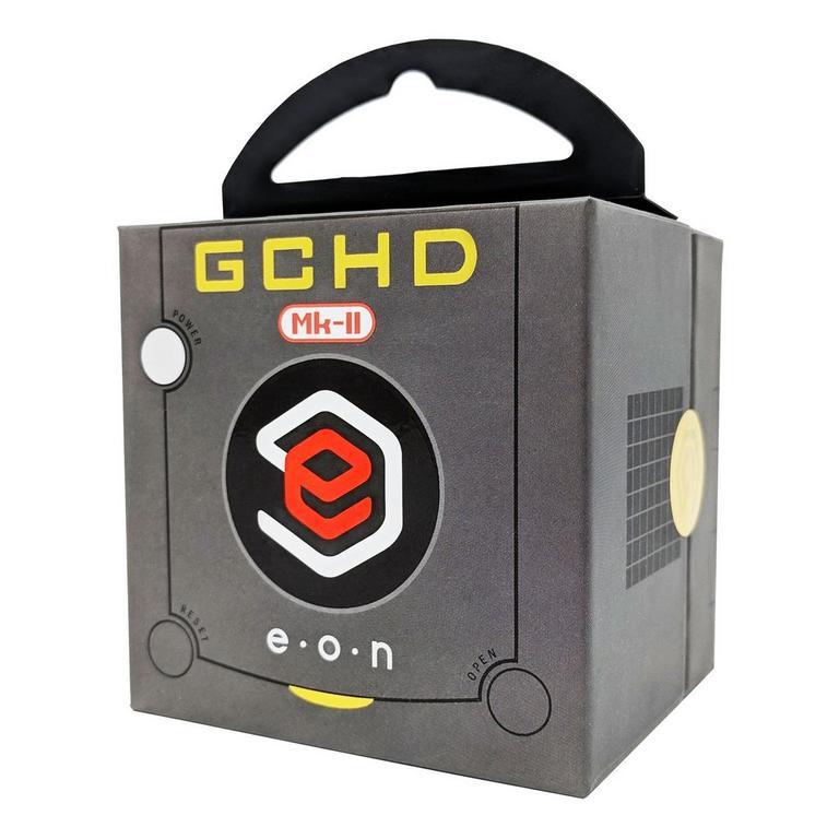 EON GCHD Mk-II GameCube HD Adapter Black