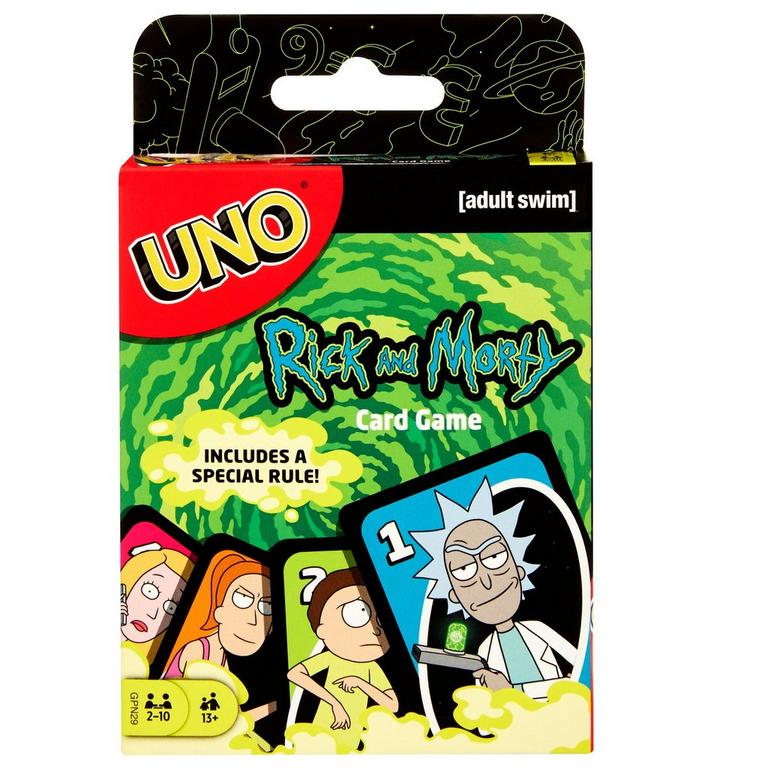 UNO Rick and Morty Edition