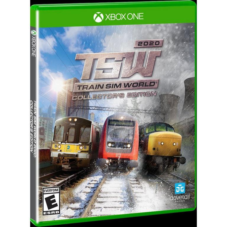 New Games 2020 Xbox One.Train Sim World 2020 Collector S Edition Xbox One Gamestop