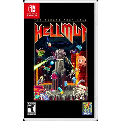 Hellmut: Badass from Hell Only at GameStop