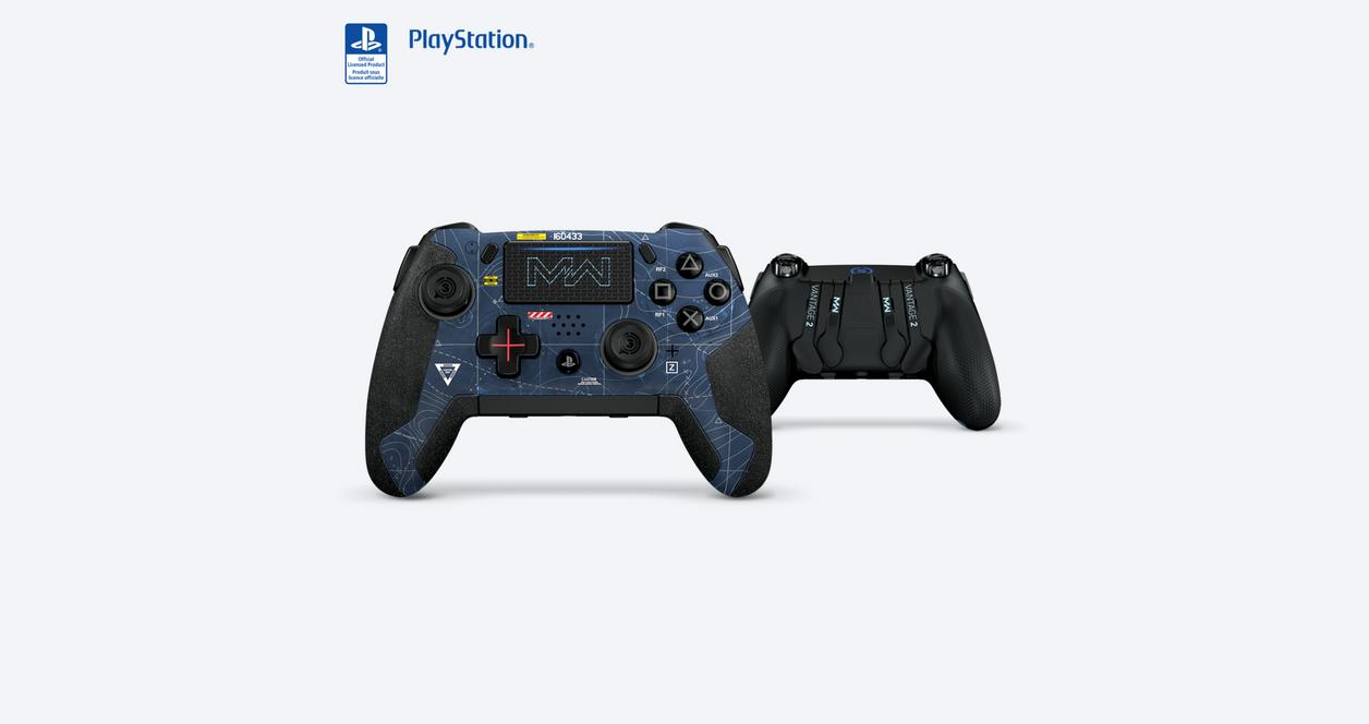 PlayStation 4 SCUF Vantage 2 Call of Duty: Modern Limited Edition Warfare Wireless Controller