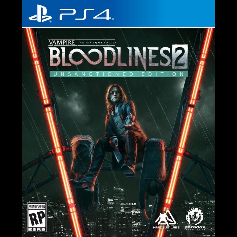 Vampire: The Masquerade Bloodlines 2 Unsanctioned Edition