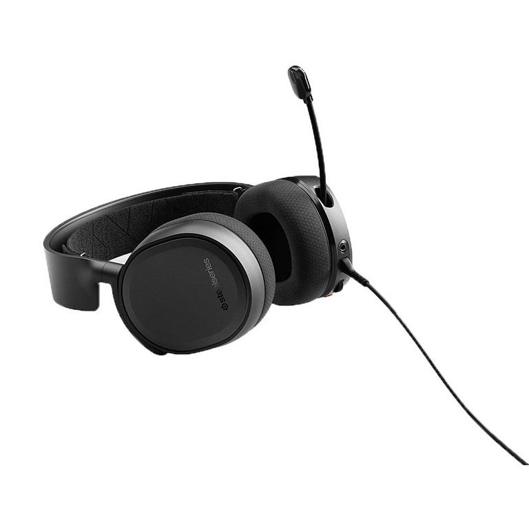 Arctis 3 Wired Gaming Headset Black