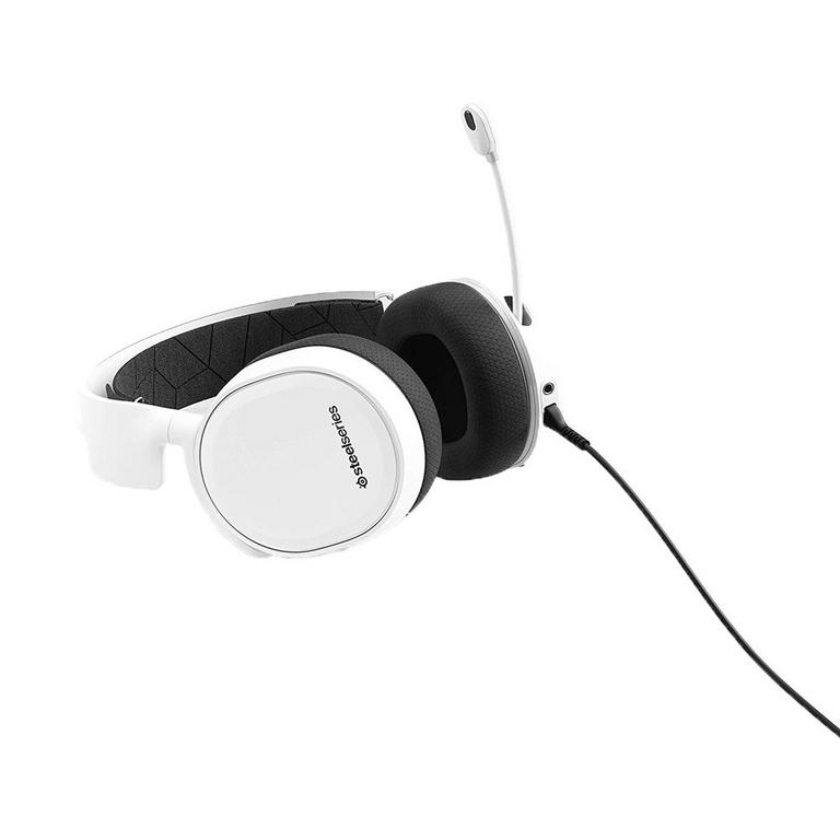 Arctis 3 White Wired Gaming Headset