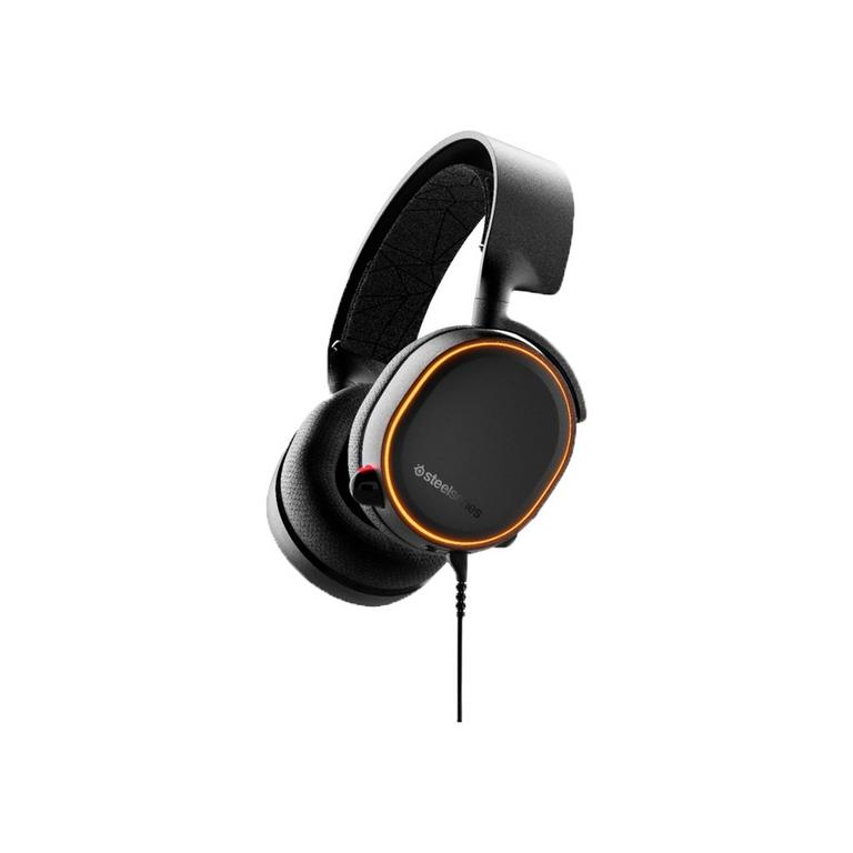 Arctis 5 RGB Wired Gaming Headset Black